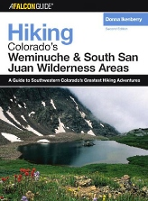 Hiking Colorado's Weminuche and South San Juan Wilderness Areas - Donna Ikenberry
