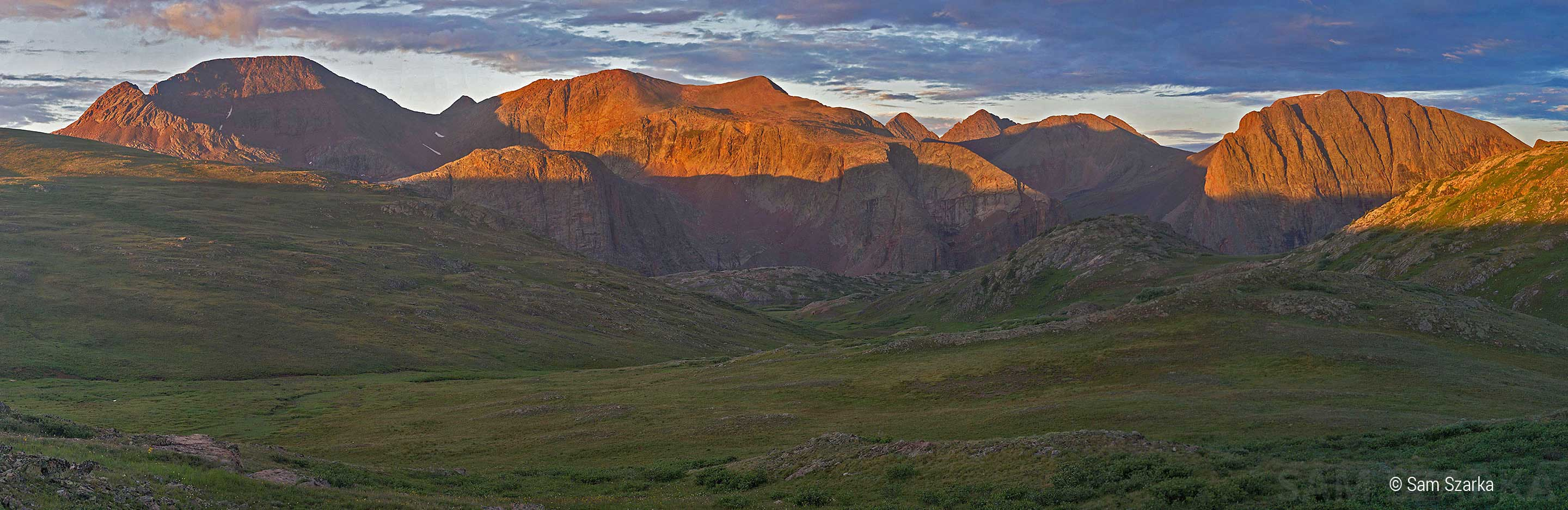 Weminuche Wilderness - Continental Divide Trail