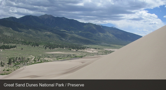 Great Sand Dunes National Park / Preserve