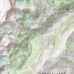 Map - Heart Lake (MyTopo.com)