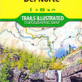 South San Juan - Del Norte Trails Illustrated Map