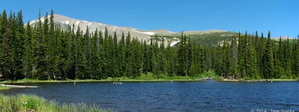 Brainard Lake, Roosevelt National Forest