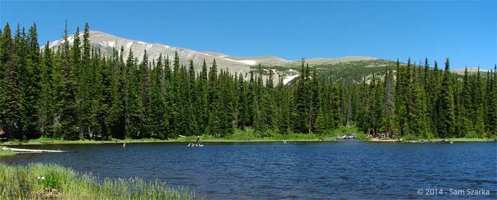 Brainard Lake, Roosevelt National Forest